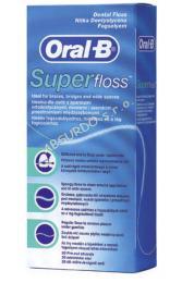 Oral-B Superfloss, 50ks - zvětšit obrázek