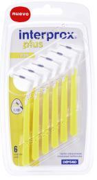 INTERPROX PLUS MINI mezizubní kartáček 0,70 mm žlutý - zvětšit obrázek
