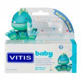 Vitis baby gelový balzám na dáseň 30 ml + silikonový návlek na prst