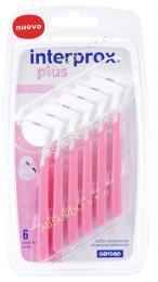 INTERPROX PLUS NANO mezizubní kartáček 0,38 mm růžový - zvětšit obrázek