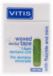 Vitis voskovaná páska s fluoridy a mentol 50m - zvětšit obrázek