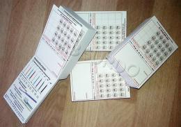 Objednací kartičky pro pacienty - zvětšit obrázek
