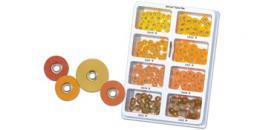 Sof-Lex XT lešticí disky extra tenké - žlutá rada - zvětšit obrázek