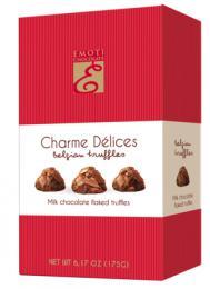 Emoti CHARME DELICES milk flaked truffles 175g - zvětšit obrázek