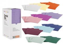 BM Rainbow skládané ochranné přehozy, 125 ks - zvětšit obrázek