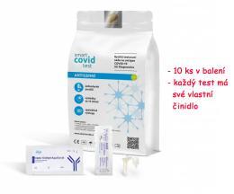 SG Diagnostics Smart Covid test antigenní, 10 ks       - zvětšit obrázek