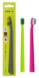SPOKAR X zubní kartáček SUPERSOFT - zvětšit obrázek